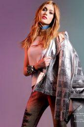 Katherine McNamara - Modeliste Magazine March 2017 Issue