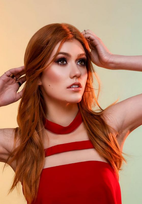 Katherine McNamara - Modeliste Magazine March 2017 Issue