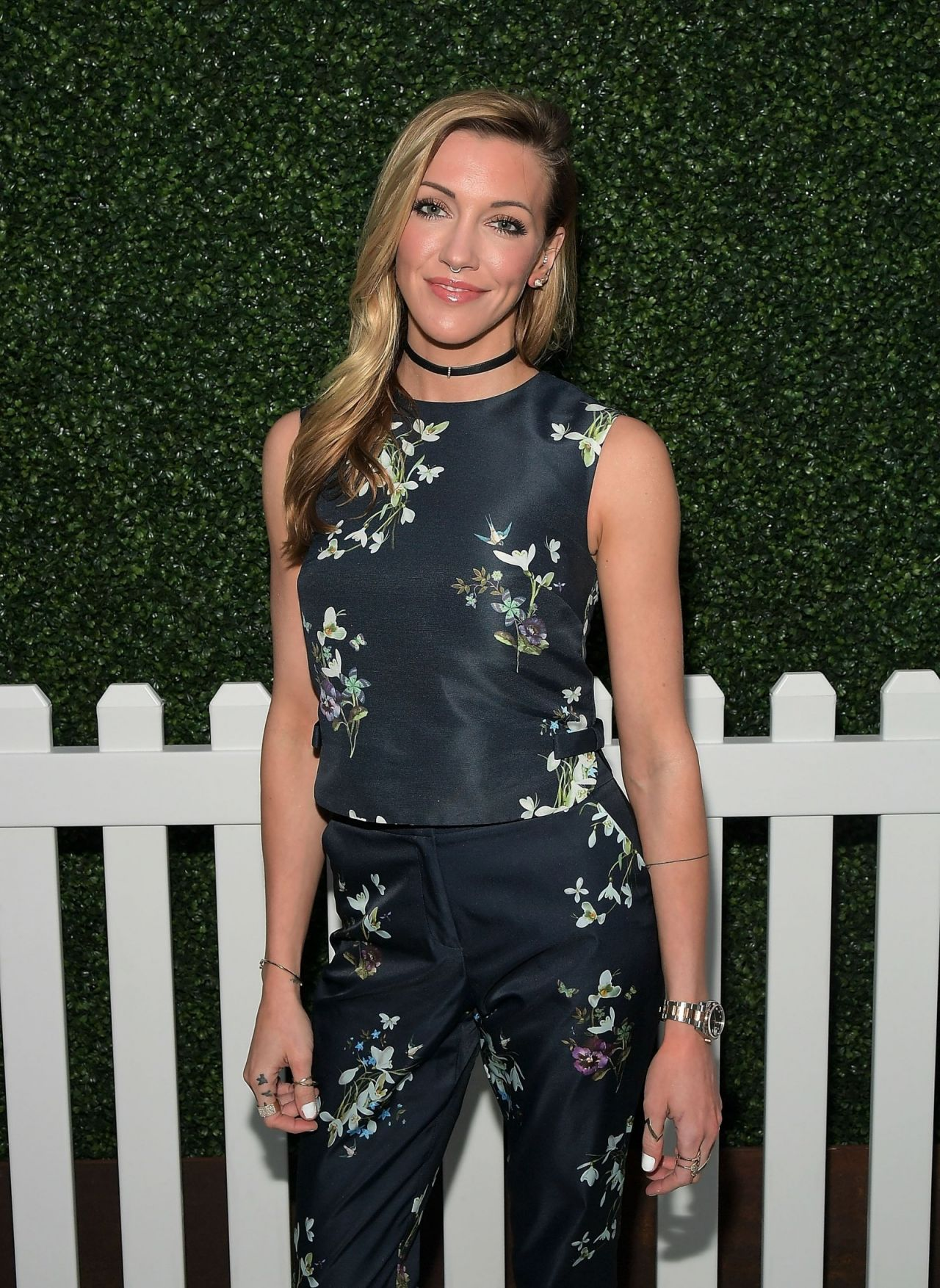 Katie Cassidy at Ted Baker London Spring/ Summer Launch ...