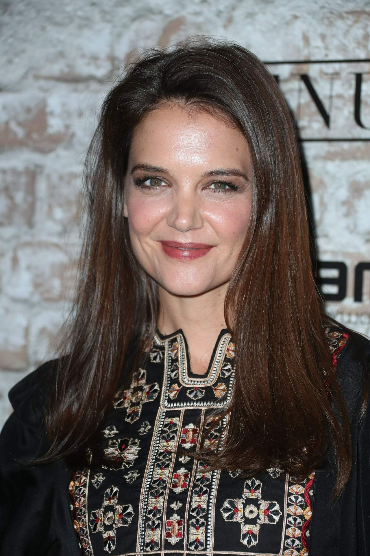 Katie Holmes at Tao Group Los Angeles Grand Opening Block ... Katie Holmes