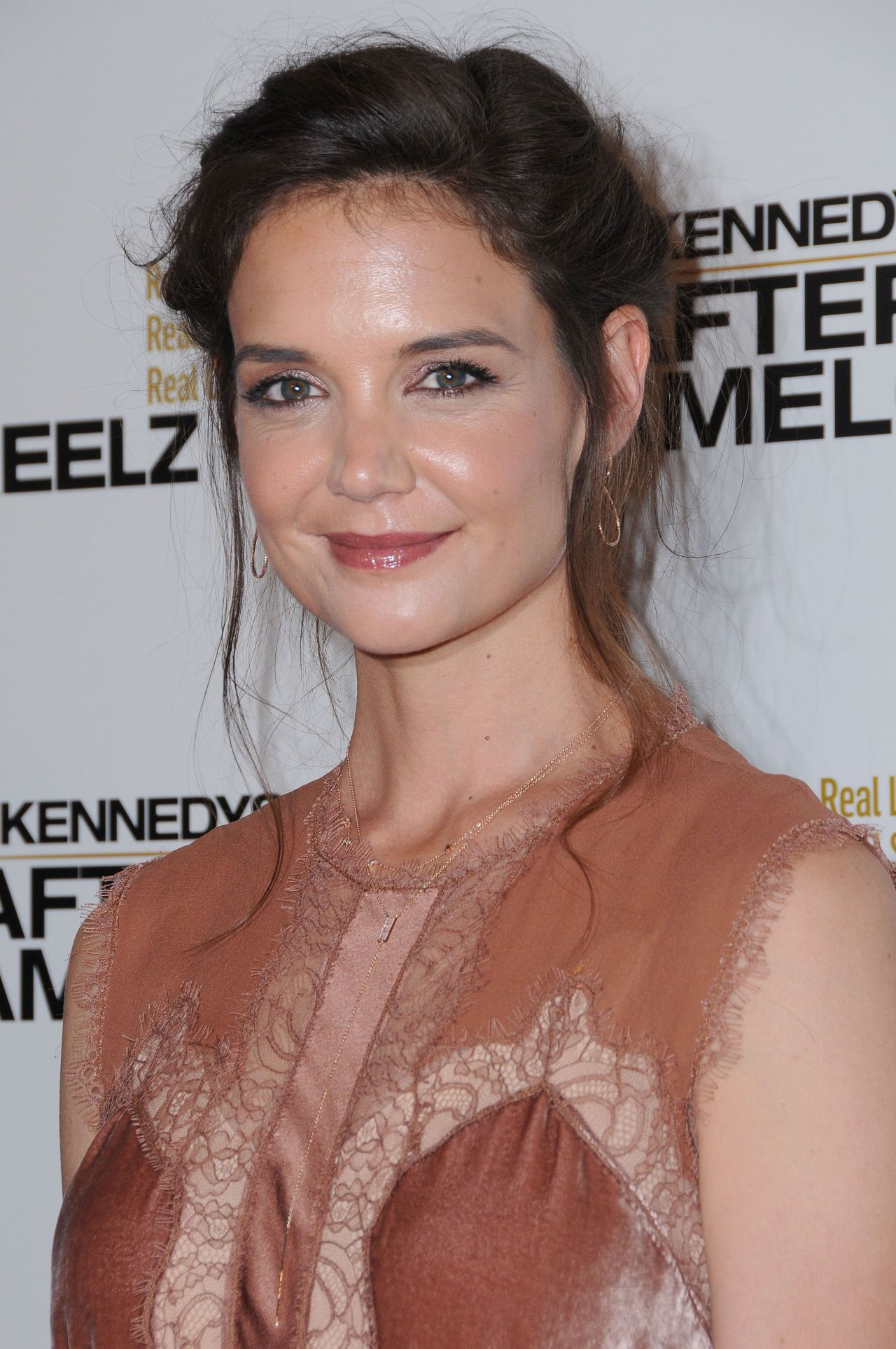 Katie Holmes - REELZ The Kennedys - After Camelot ... Katie Holmes