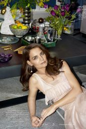 Katie Holmes - Town & Country Magazine USA April 2017 Issue