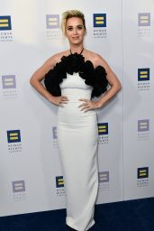 Katy Perry - Human Rights Campaign 2017 Los Angeles Gala 3/18/ 2017