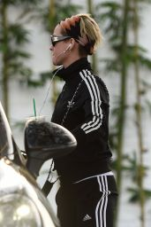 Katy Perry Without Make-Up - Out in West Hollywood 3/20/ 2017