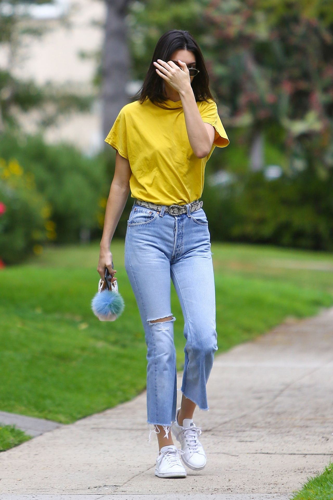 Winter Crop from Celebrity Street Style   Alessandra ambrosio Street styles and November