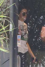 Kendall Jenner - Leaving the Family Studio in Her Black Ferrari 3/10/ 2017