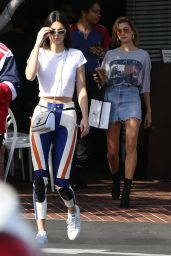 Kendall Jenner - Retail Therapy in LA 3/17/ 2017