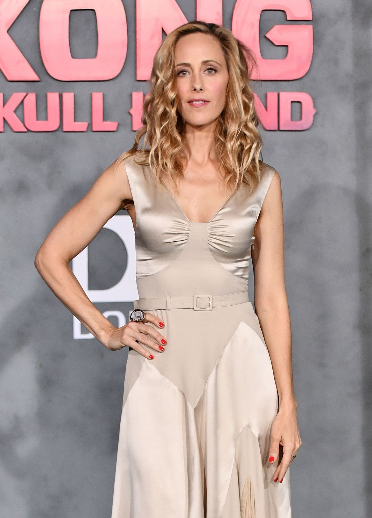 Kim Raver Kong Skull Island Premiere In Hollywood 3 8