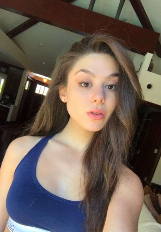 Kira Kosarin Photos -Celebrity Social Media, February 2017