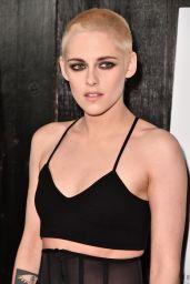 Kristen Stewart Shaves Her Head -