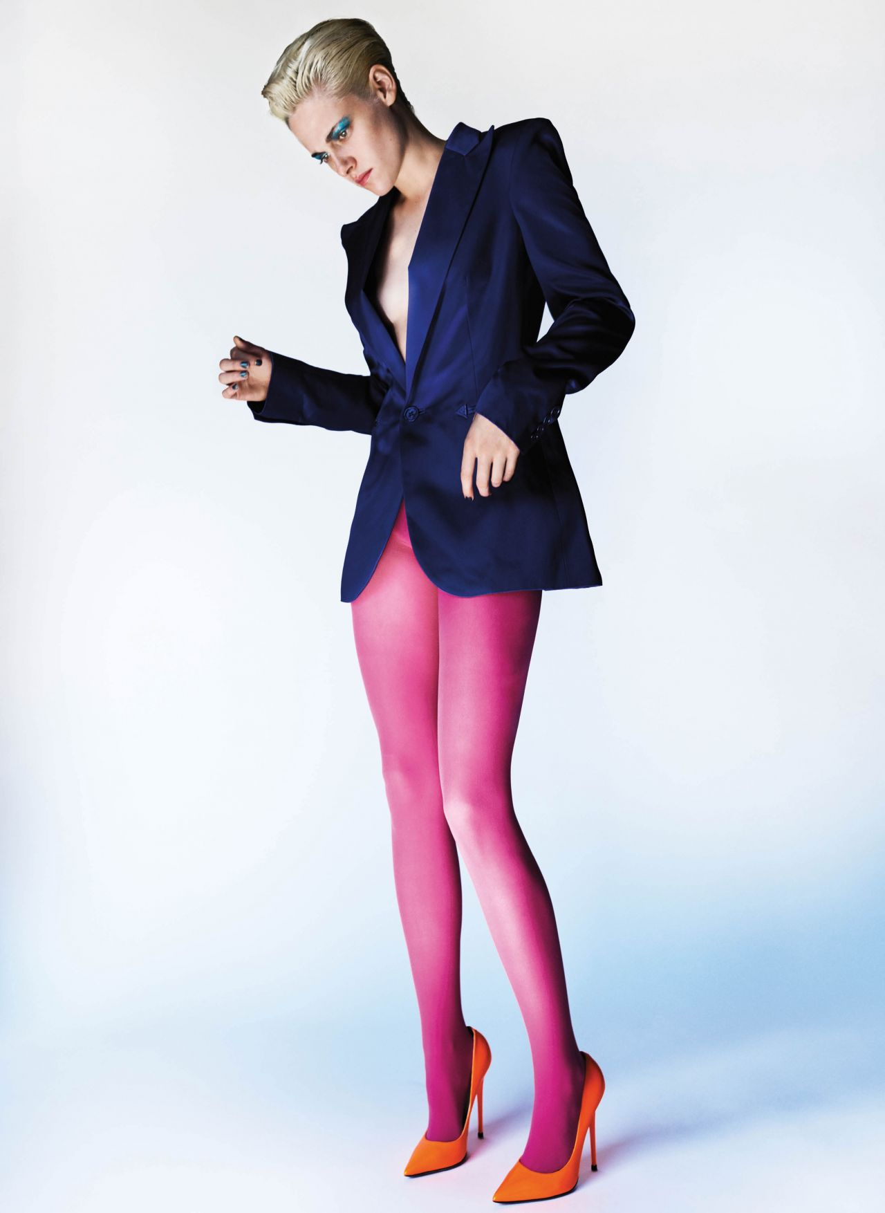 Kristen Stewart V Magazine 106 2017 Photoshoot