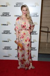 "Kristin Booth - ""The Kennedys - After Camelot"" Screening in Los Angeles"