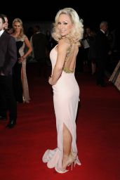 Kristina Rihanoff at National Film Awards 2017 in London
