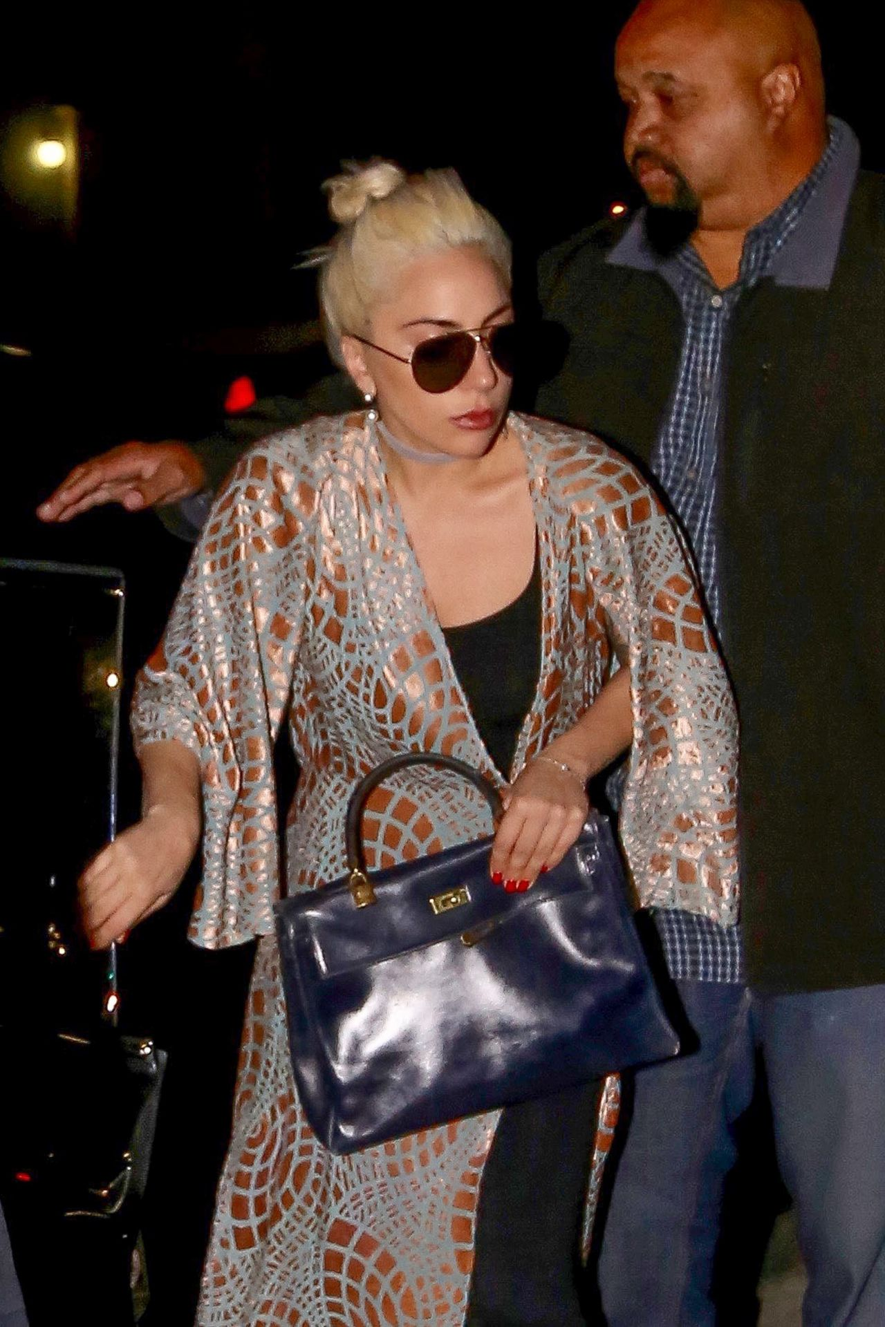 Lady gaga night time out fashion beverly hills nude (25 photos), Paparazzi Celebrity foto