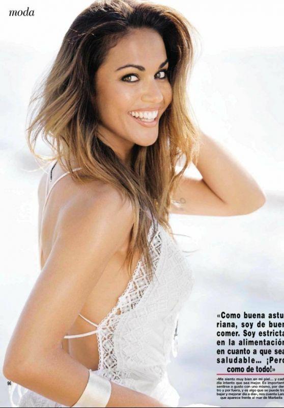 Lara Álvarez - Hola Magazine Spain March 2017 Issue