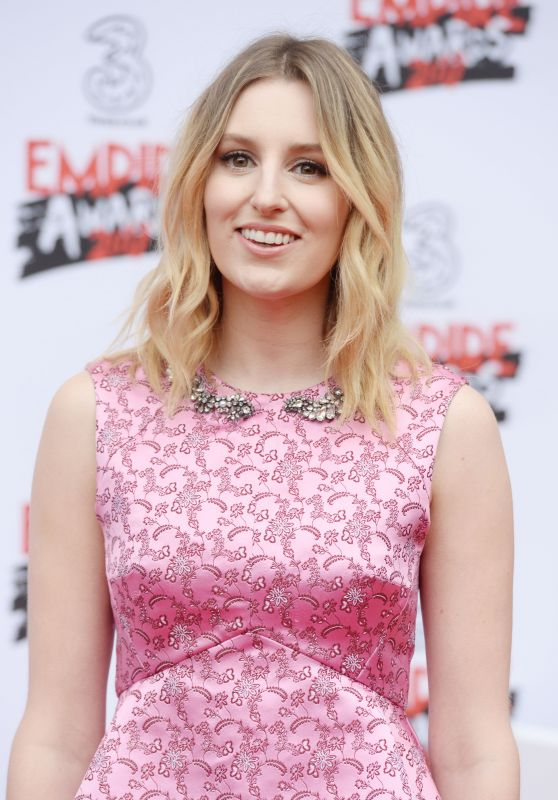 Laura Carmichael at Three Empire Awards in London 3/19/ 2017