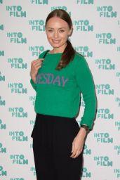 Laura Haddock – Into Film Awards in London, UK 3/14/ 2017