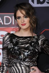 Laura Marano – iHeartRadio Music Awards in Inglewood 3/5/ 2017