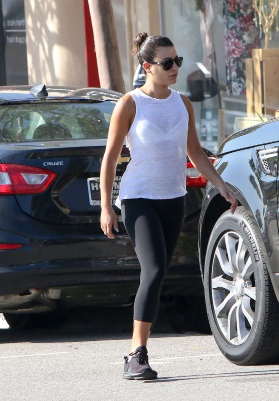 Lea Michele - Stops For a Juice in Los Angeles 3/16/ 2017