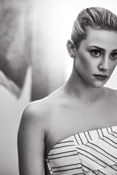 Lili Reinhart - Winter TCA Portraits 2017