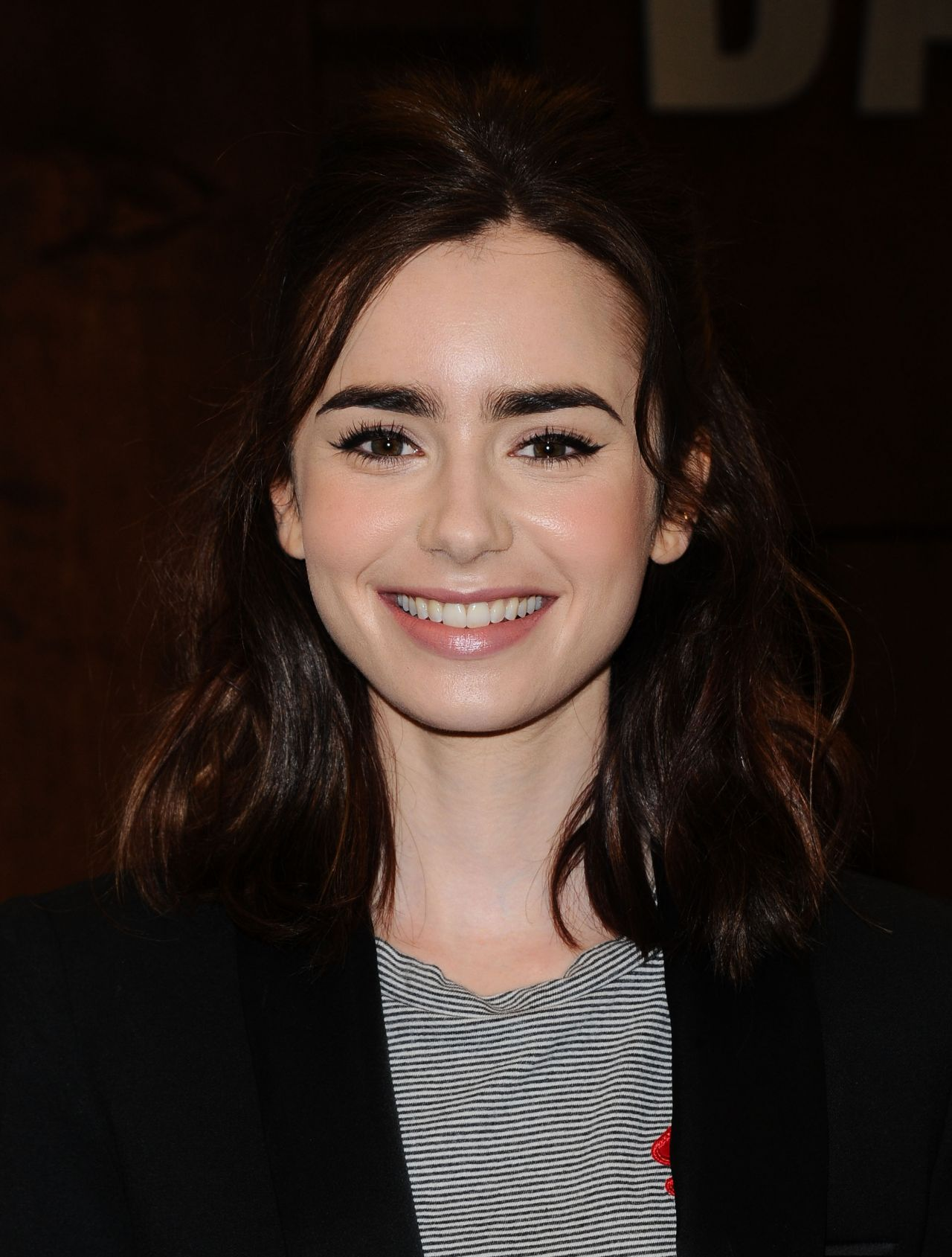 Lily Collins - 'Unfilt...