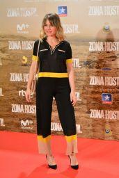 Lisi Linder – 'Zona Hostil' Premiere in Madrid 3/9/ 2017