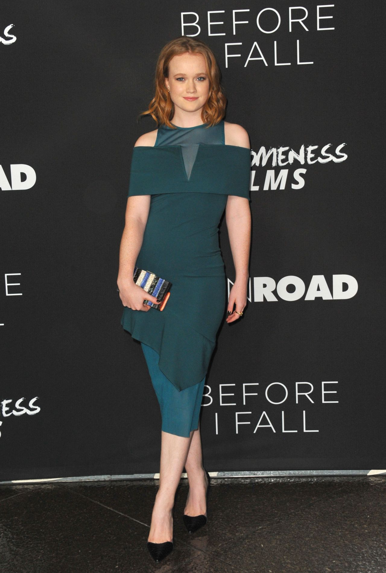Liv Hewson At Before I Fall Premiere In Los Angeles 3 1