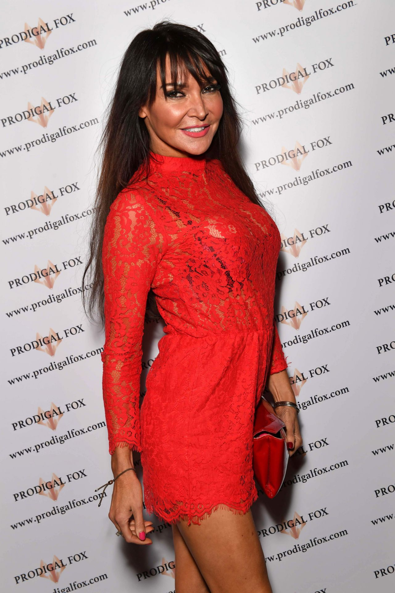 Lizzie Cundy Boardroom To Boudoir Launch Party In London