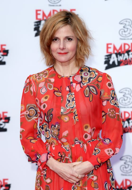 Louise Brealey – Three Empire Awards in London 3/19/ 2017