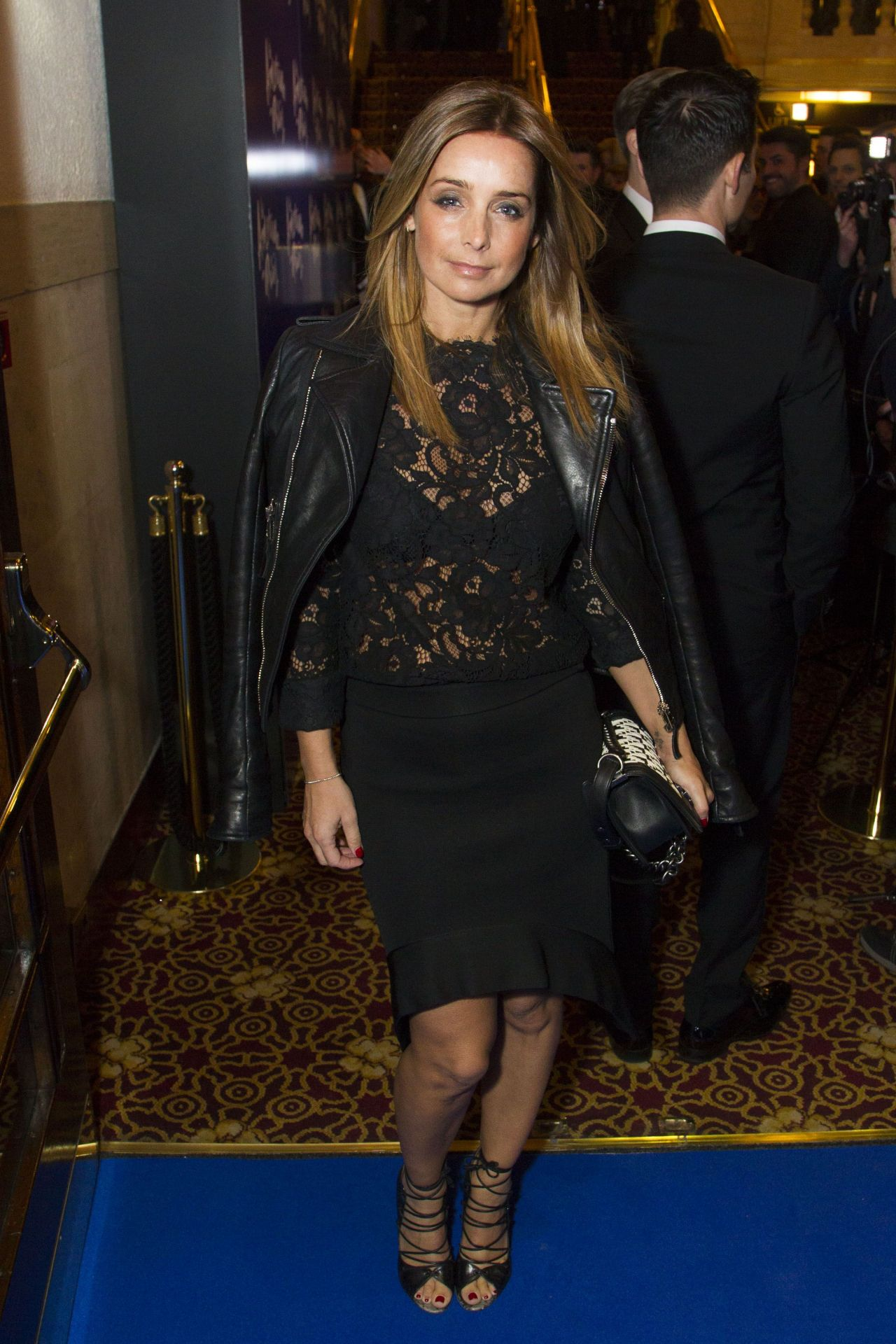 Louise Redknapp An American In Paris Play Press Night