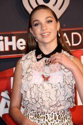 Maddie Ziegler – iHeartRadio Music Awards in Inglewood 3/5/ 2017