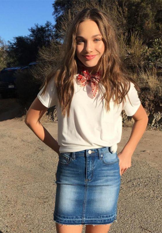 Maddie Ziegler - Maddie Spring 2017 Collection