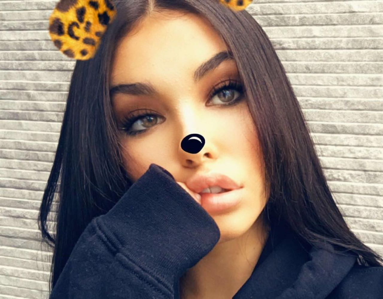 740b3d5ee81 Madison Beer – Facebook, Snapchat and Instagram Photos 3/30/2017
