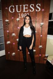 Madison Beer – GUESS 1981 Fragrance Launch in Los Angeles 3/21/ 2017