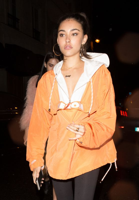 Madison Beer Night Out - Paris, France 3/7/ 2017