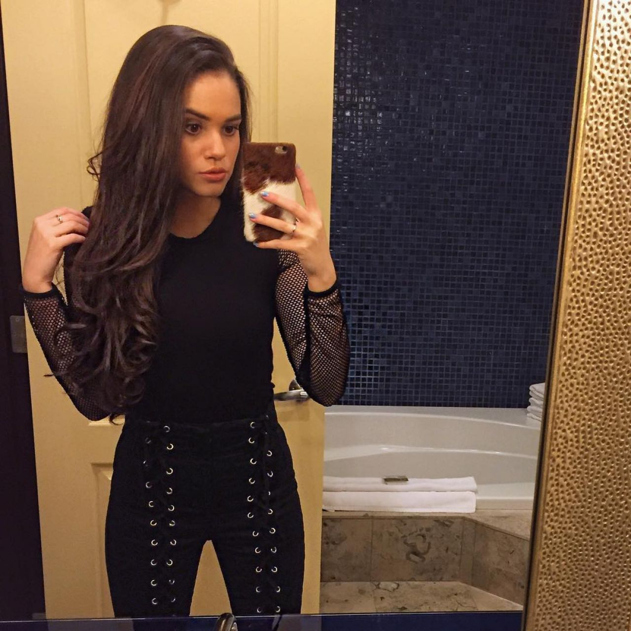 madison pettis 2017 with straight hair - photo #29