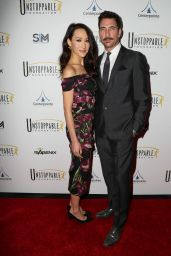 Maggie Q - Unstoppable Foundation Gala in Beverly Hills 3/25/ 2017