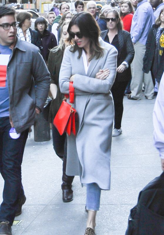 Mandy Moore  - Out in NYC 3/9/ 2017