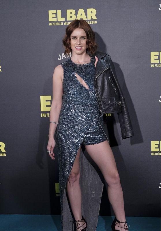 """Manuela Velles – """"El Bar"""" Movie Premiere in Madrid 3/22/ 2017"""