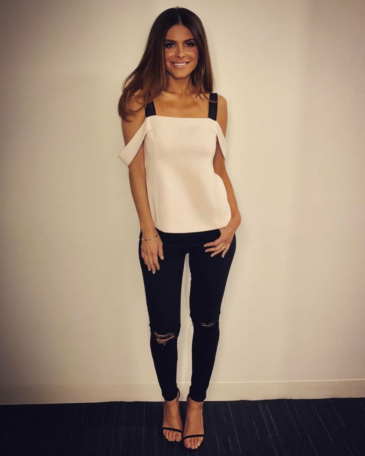 Maria Menounos Social Media Photos March 2017