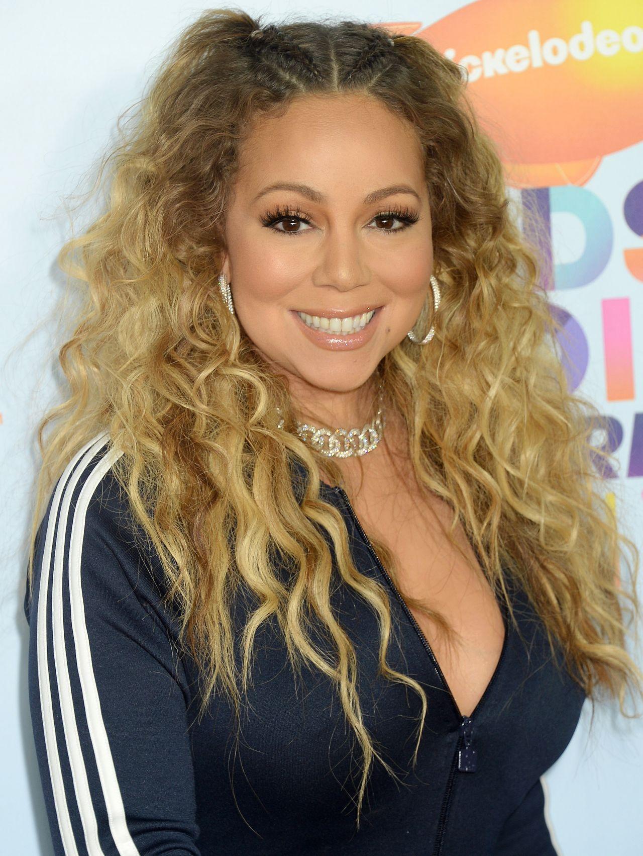 Mariah Carey – Nickelodeon's Kids' Choice Awards in Los ... Mariah Carey