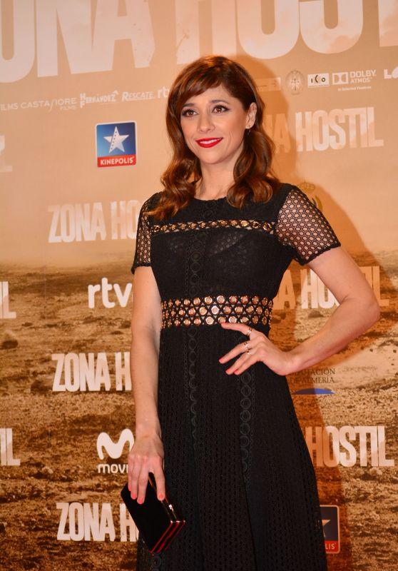 Mariam Hernandez – 'Zona Hostil' Premiere in Madrid 3/9/ 2017