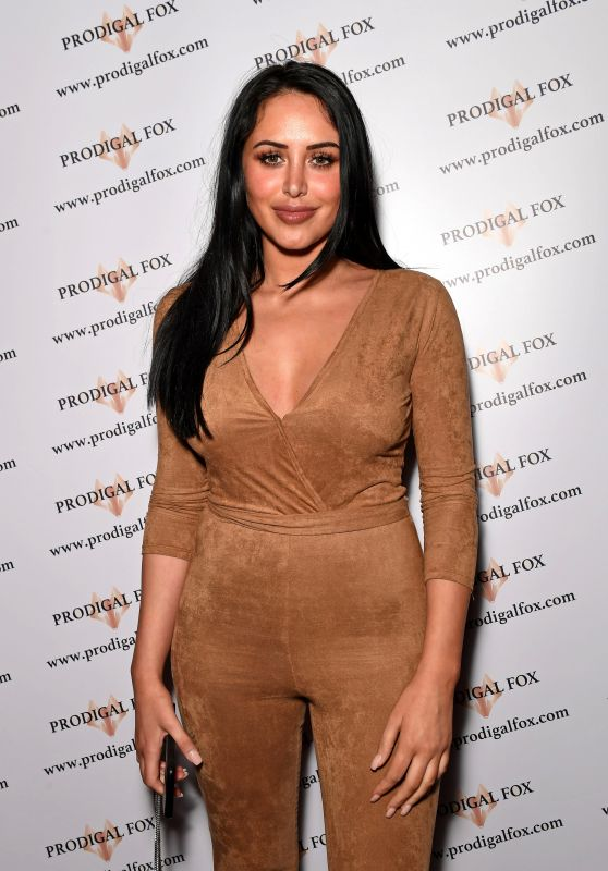 Marnie Simpson - Boardroom To Boudoir Launch Party in London 2/28/ 2017