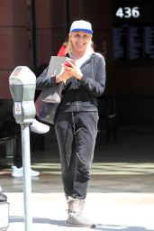 Mary Carey - Leaving the Doctors Office in Beverly Hills 3/27/2017