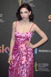 Matilda De Angelis – David di Donatello Awards in Rome 3/27/2017