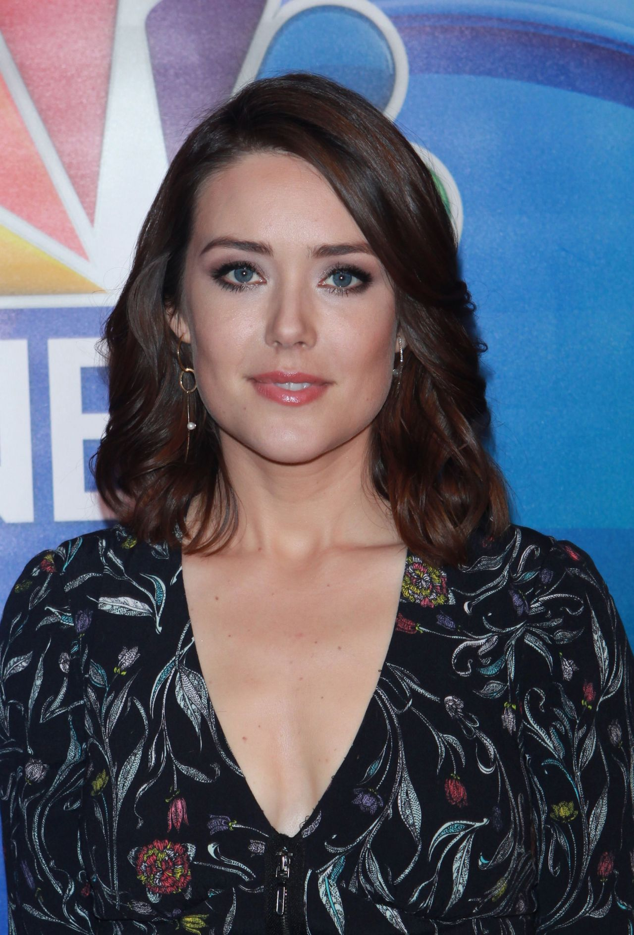 Megan Boone Nbc Mid Season Press Day New York