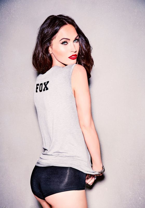 Megan Fox – Photoshoot for Frederick's of Hollywood, March 2017 Megan Fox