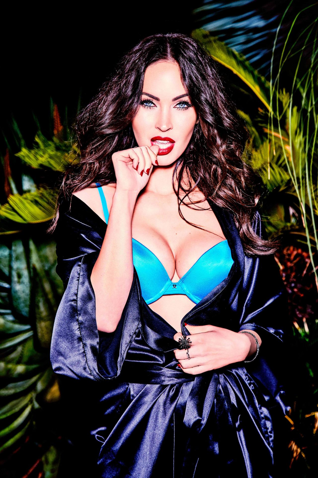 Megan Fox V Magazine 3 13 2017