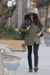 Meghan Markle - Out in Toronto, Canada 3/11/ 2017