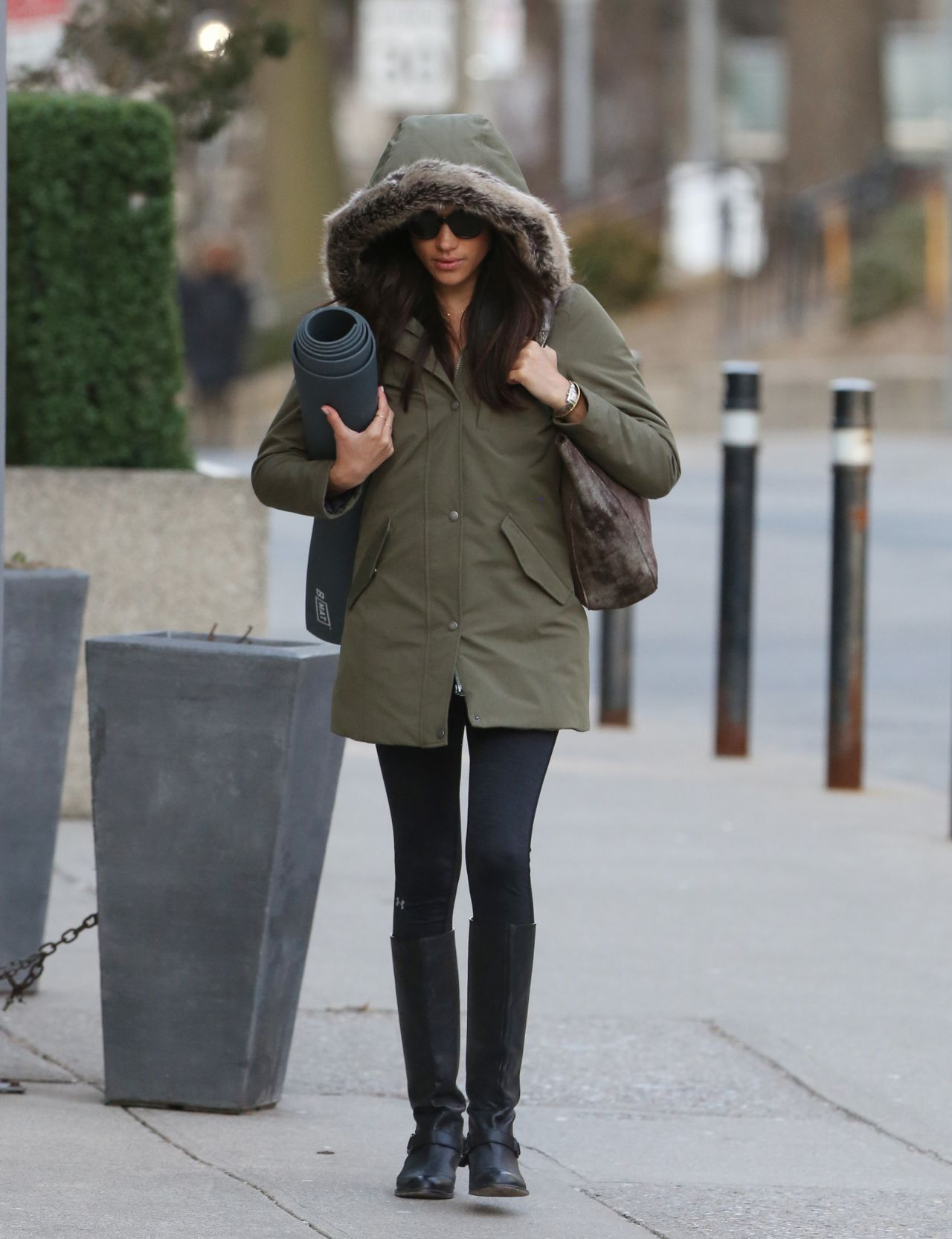 Meghan Markle Out In Toronto Canada 3 11 2017